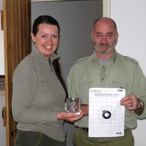 Shooting award