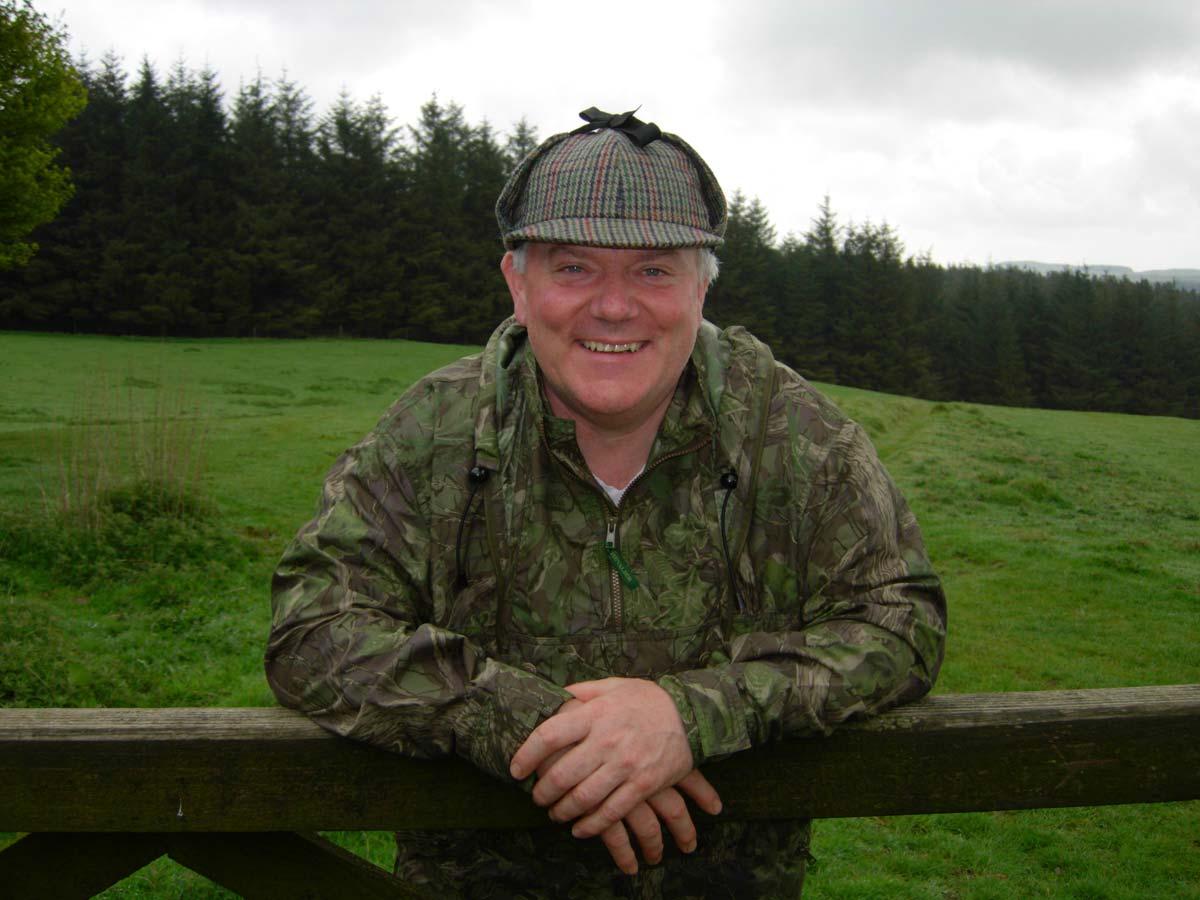 Jon Snowdon - Deer Manager, Stalking Guide & Trainer at Greenlee Deer