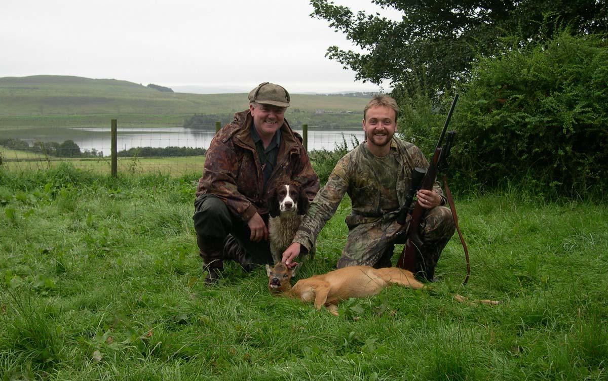 Jon Snowdon & hunter